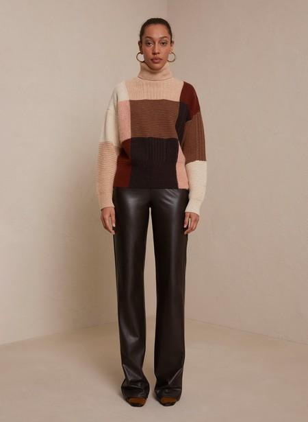 A.L.C. Wyatt Sweater - Pink Rye Multi
