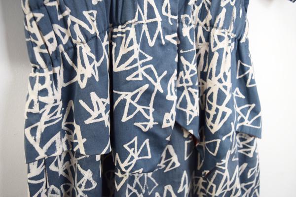 Feral Childe Peplum Shirtdress