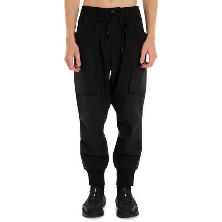 Y-3 Classic Ripstop Utility Pants - Black