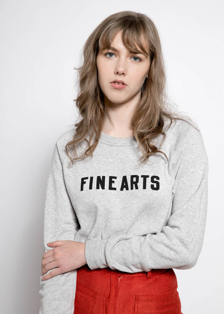 Megan Huntz Fine Arts Sweatshirt