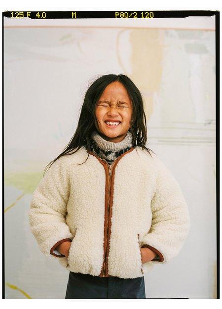 Kids The New Society Gabrielle Kid's Wool Coat