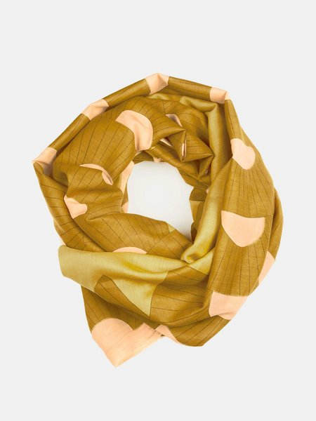 Block Shop Textiles Parasol Scarf - Honey