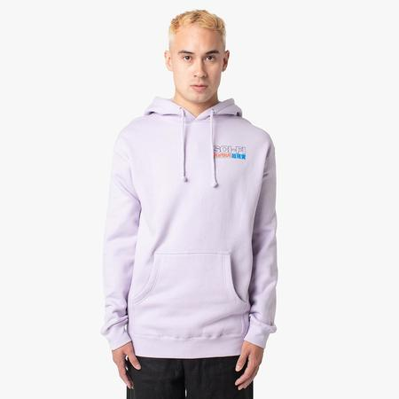 Sci-Fi Fantasy Life After Life Pullover Hoodie sweater - purple