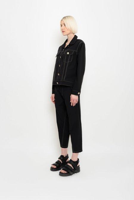 UMA Raquel Davidowicz Tainha Nylon Jacket With Opening On The Sides