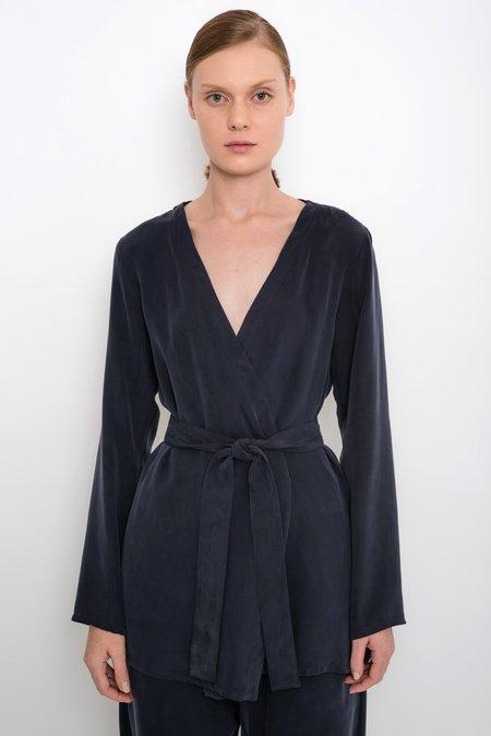 UMA Raquel Davidowicz Tesoura Silk Kimono With Strap