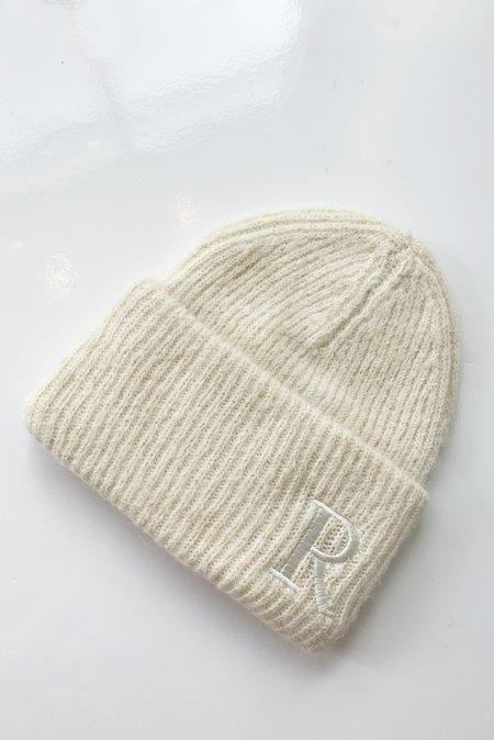 Rodebjer Sendina Hat Beanies - Chalk White