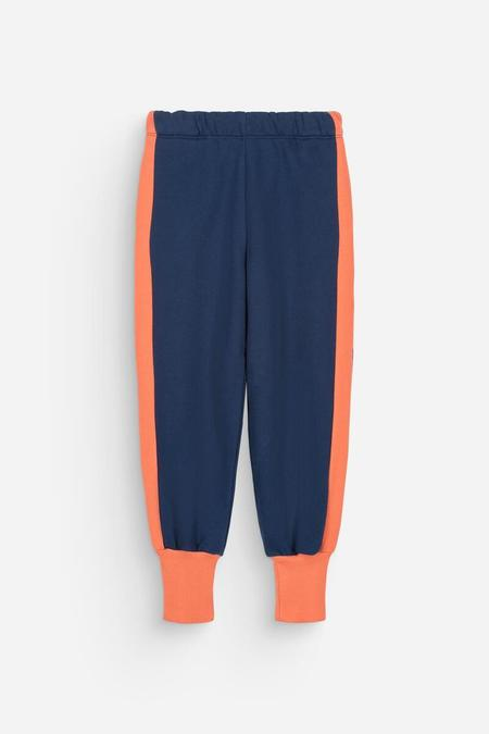 Kids We Are Kids Charles Joggers - Midnight Blue