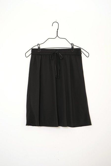 Aquarius Cocktail BARB skirt - black