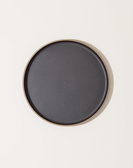 Hasami Porcelain 10 Plate - Black