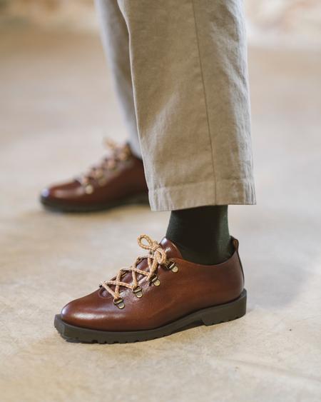 Naguisa Umbria shoes - Brown