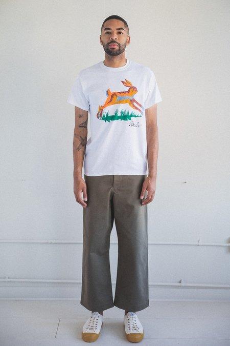 Bode Rabbit Tee Shirt