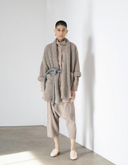 Atelier Delphine Oversized Overlay - Warm Grey