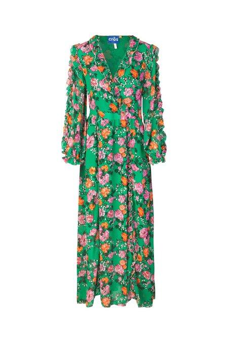 Cras Hudson Maxi Dress - Island Flower
