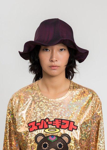 Doublet Turip Printed Turip Hat - Purple