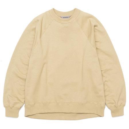 Nanamica Inc. Sweat Shirt - Beige