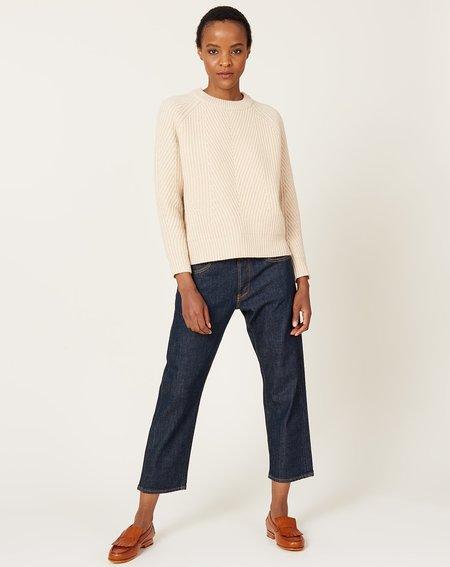 Demy Lee Chelsea Wool Sweater - Cream