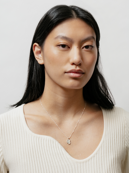Wolf Circus Paloma Necklace - Silver