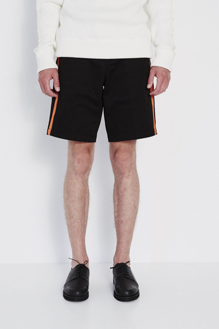 Soulland Davidov Shorts in Black