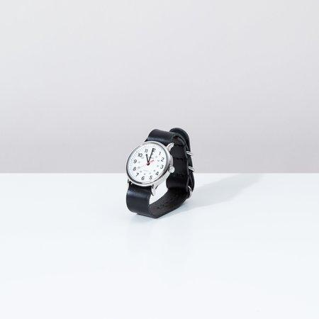 Foxtrot Studio Simple Watch - Black