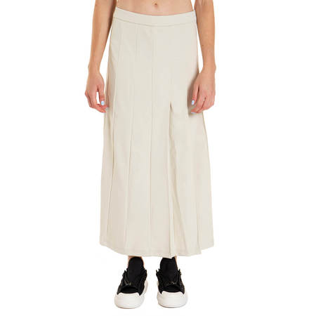 Y-3 Classic Track Skirt - white