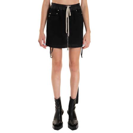 RICK OWENS DRKSHDW Mini skirt - Black