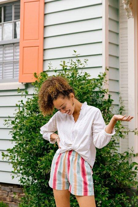 Plante Laila Short - Stripes