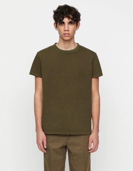Schnayderman's T-shirt SCH! - army green