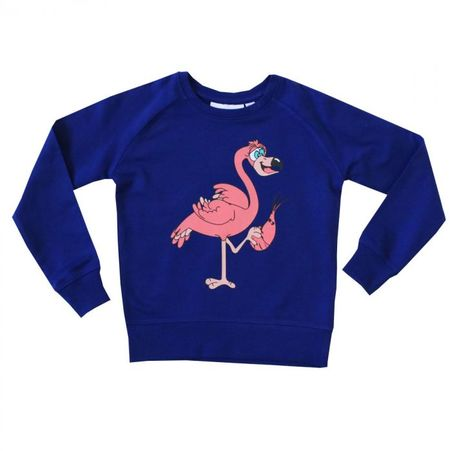 Tao&Friends Marine Flamingo Sweatshirt