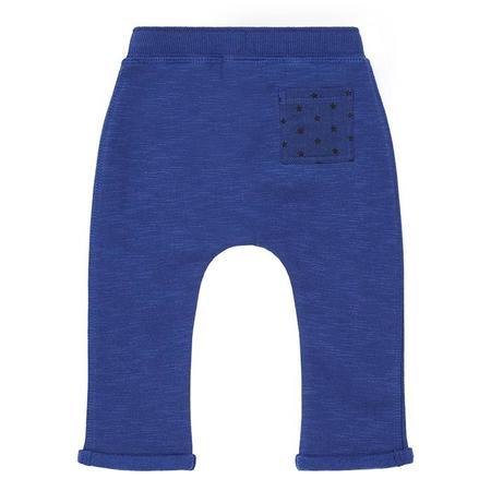 Kids Bonton Baby Tiyog Pants - Blue Groom
