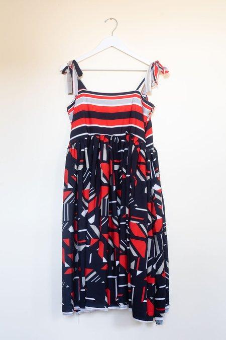 ARIELLE Gemini Dress - Print