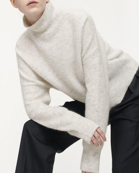 Samsøe & Samsøe Nola T-N 7355 Sweater - White Melange