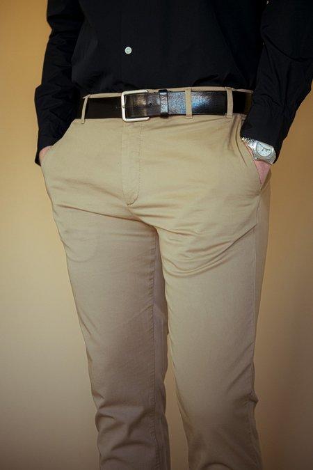 Norse Projects Aros Slim Light Stretch Pants - Utility Khaki