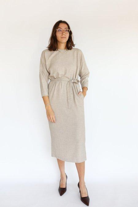 Inwear Cadina Dress - Oatmeal Melange