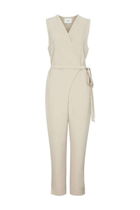 Just Female Gilda Jumpsuit | Light Sand