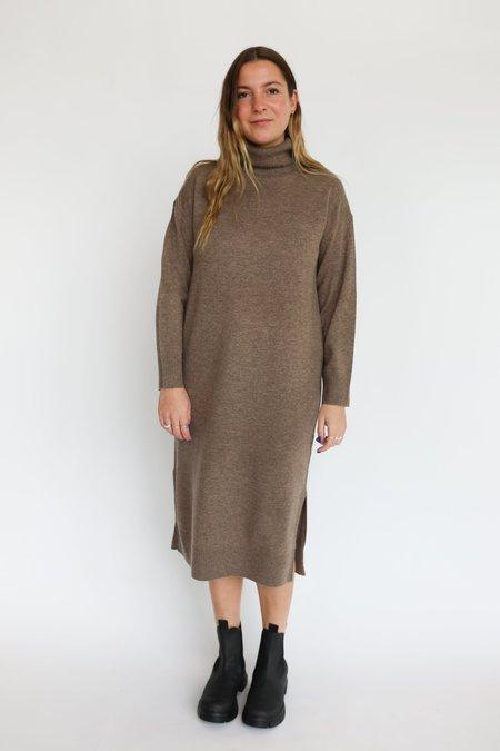 Part Two Kathia Dress - Mink Melange