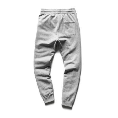 Reigning Champ Lightweight Terry Slim Sweatpant - GRAY