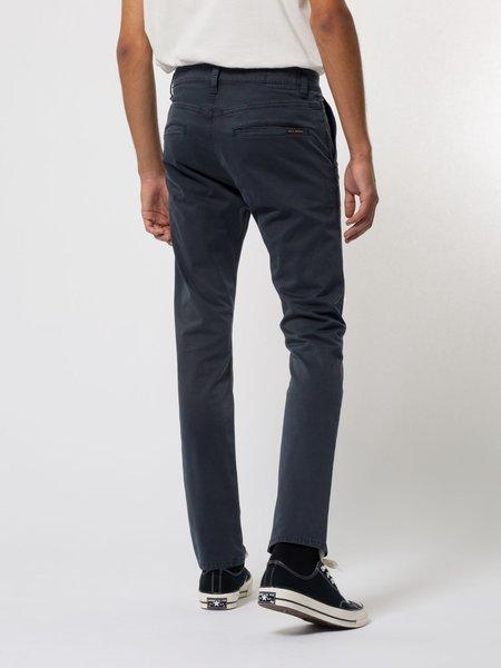 Nudie Jeans Slim Adam Chino - Navy
