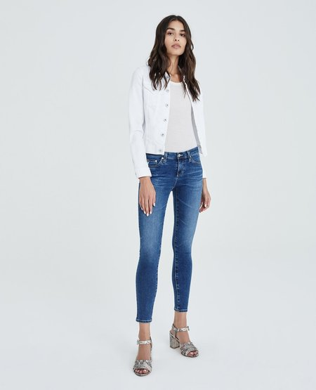 AG Jeans The Legging Ankle denim - 15 Years Perpetual