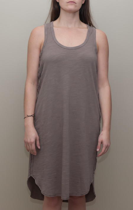 Heather scoop neck tank dress
