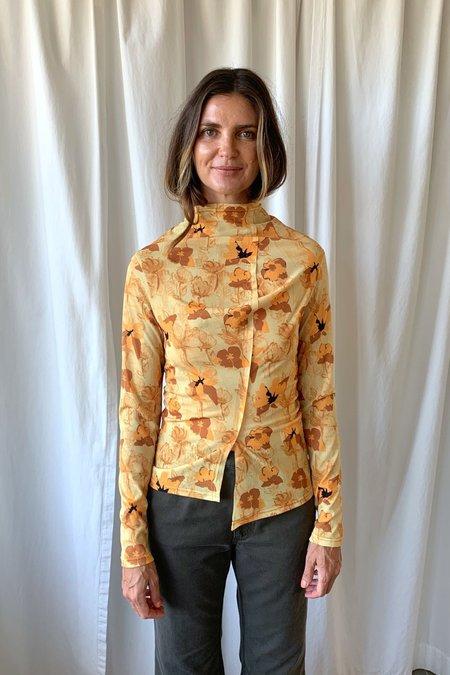 Rejina Pyo Alix Top - Amber floral print