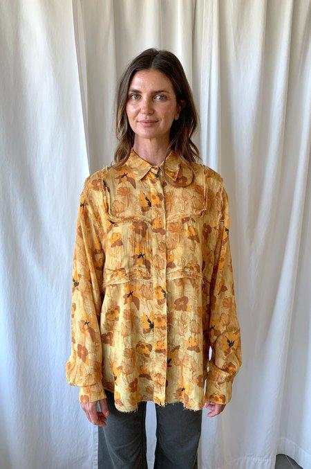 Rejina Pyo Lyla Shirt - Yellow