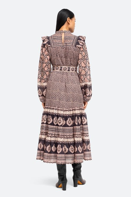 Sea NY Margo Belted Dress