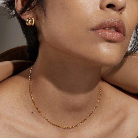 Jenny Bird Savi Choker - Gold