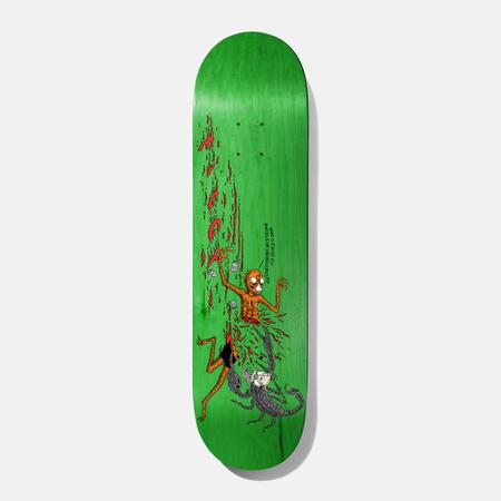 Kids Baker Figgy Wizardry Deck - Green