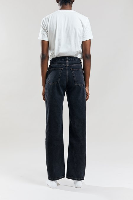 Still Here New York Worn-In Childhood Jeans - Washed Black