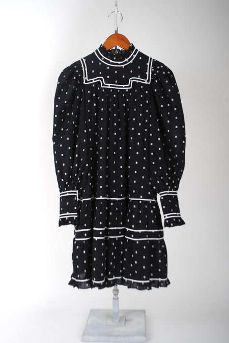 Ulla Johnson Blanche Dress - Eclipse Dot