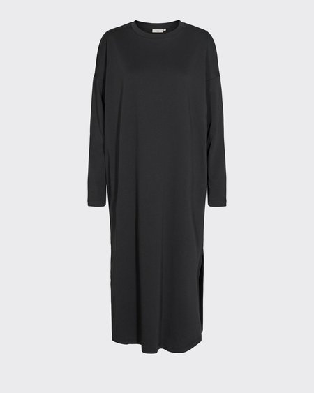 Minimum Vestido Regizze Midi - Black