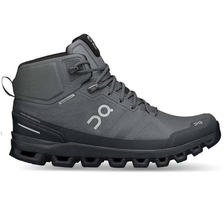 ON Running Cloudrock Waterproof Sneakers - Rock/Eclipse