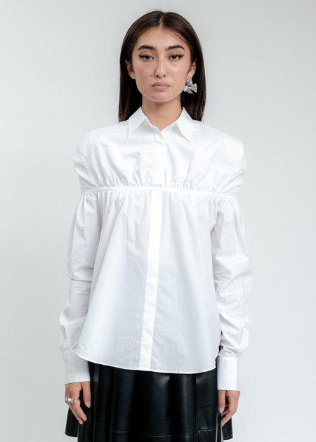Shushu/Tong Folding Shirt - White