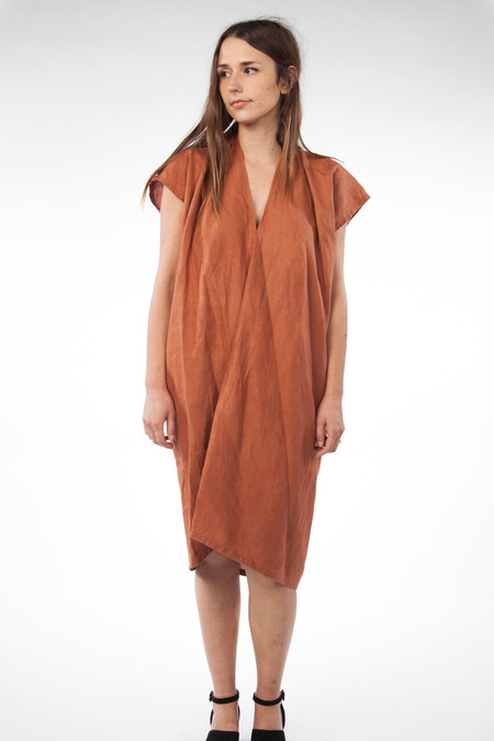 Miranda Bennett Everyday Dress - Linen in Marfa